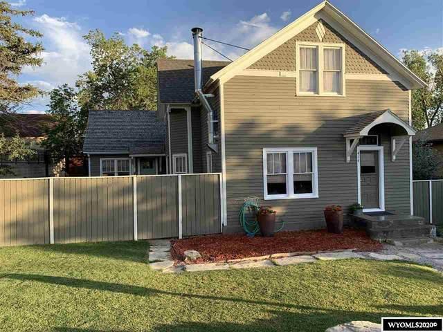 414 W Maple, Rawlins, WY 82301 (MLS #20204479) :: Real Estate Leaders
