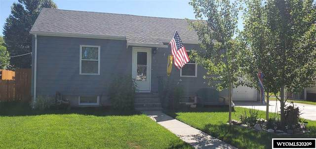 615 S 6th Street, Worland, WY 82401 (MLS #20204480) :: Real Estate Leaders