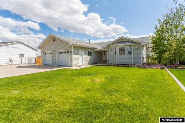 2035 Adobe Avenue, Douglas, WY 82633 (MLS #20204491) :: Lisa Burridge & Associates Real Estate