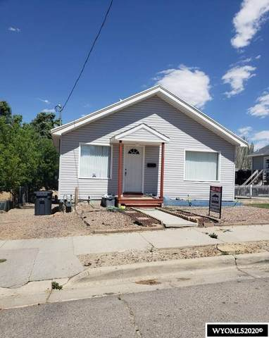 315 Angle Street, Rock Springs, WY 82901 (MLS #20204494) :: Lisa Burridge & Associates Real Estate
