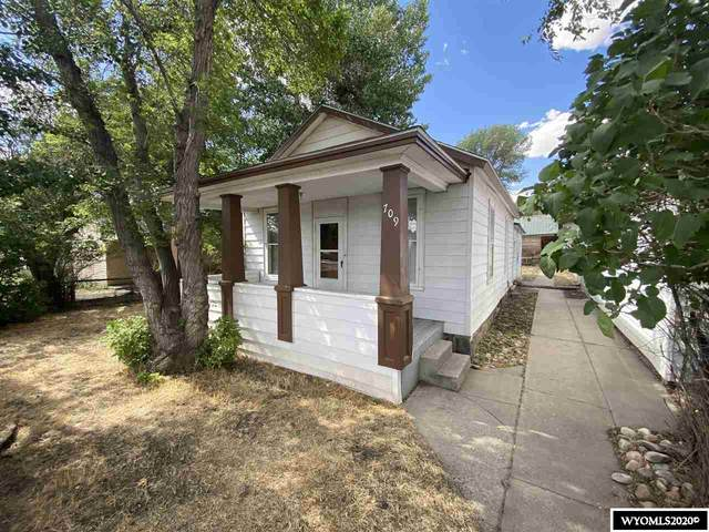 709 W Front Street, Rawlins, WY 82301 (MLS #20204495) :: RE/MAX Horizon Realty
