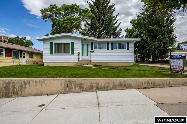 1321 Edgar Street, Rock Springs, WY 82901 (MLS #20204513) :: Lisa Burridge & Associates Real Estate