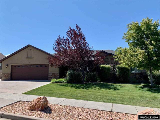 139 Gregory Avenue, Evanston, WY 82930 (MLS #20204514) :: RE/MAX The Group