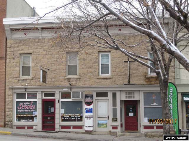 90-94 S Main Street, Buffalo, WY 82834 (MLS #20204521) :: RE/MAX Horizon Realty
