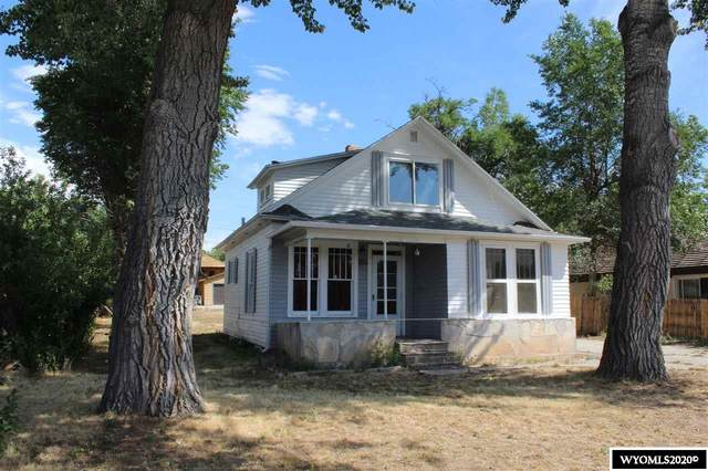 826 Mondell Street, Thermopolis, WY 82443 (MLS #20204524) :: RE/MAX The Group