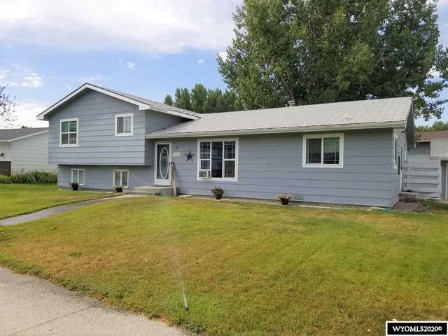 1839 Circle Road, Worland, WY 82401 (MLS #20204529) :: RE/MAX The Group