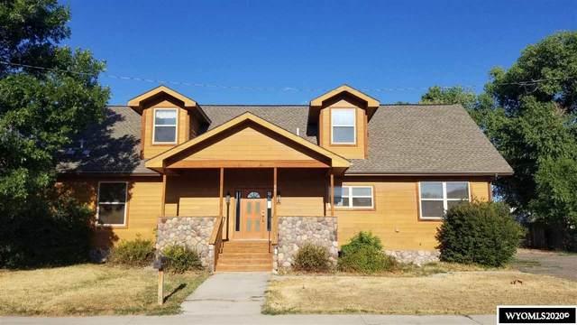 60 N Burritt Avenue, Buffalo, WY 82834 (MLS #20204557) :: Lisa Burridge & Associates Real Estate
