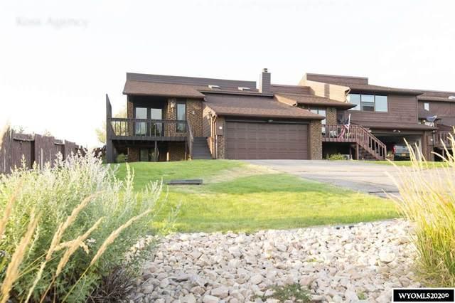 1 Fairway Drive, Douglas, WY 82633 (MLS #20204560) :: RE/MAX Horizon Realty