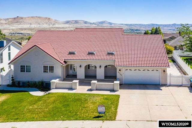 2720 Colorado Drive, Green River, WY 82935 (MLS #20204580) :: Real Estate Leaders