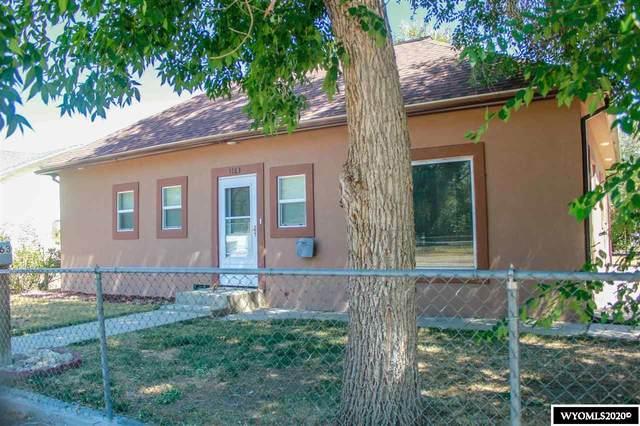 1163 N Melrose Street, Casper, WY 82601 (MLS #20204588) :: RE/MAX Horizon Realty