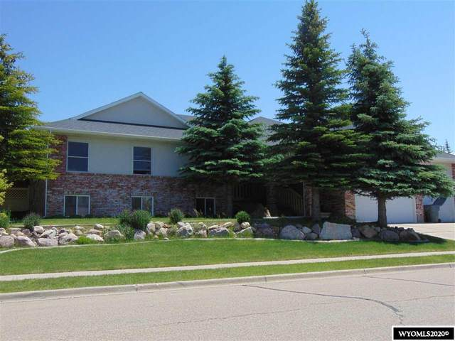 112 Hathaway Avenue, Evanston, WY 82930 (MLS #20204596) :: RE/MAX The Group