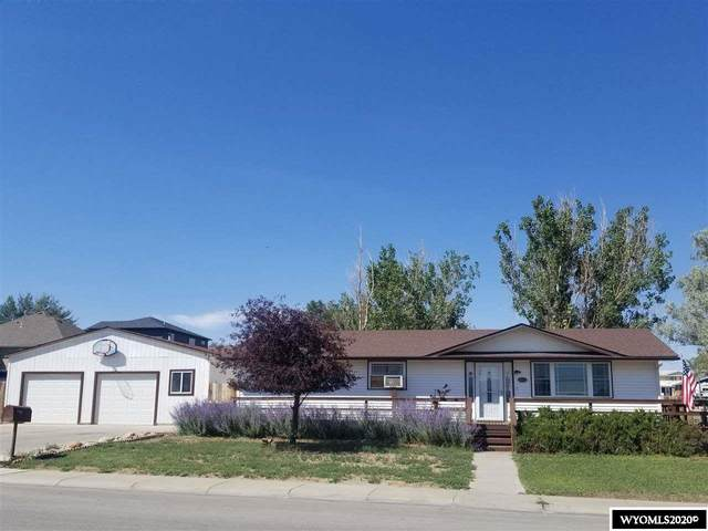 821 E Murray Street, Rawlins, WY 82301 (MLS #20204607) :: RE/MAX The Group