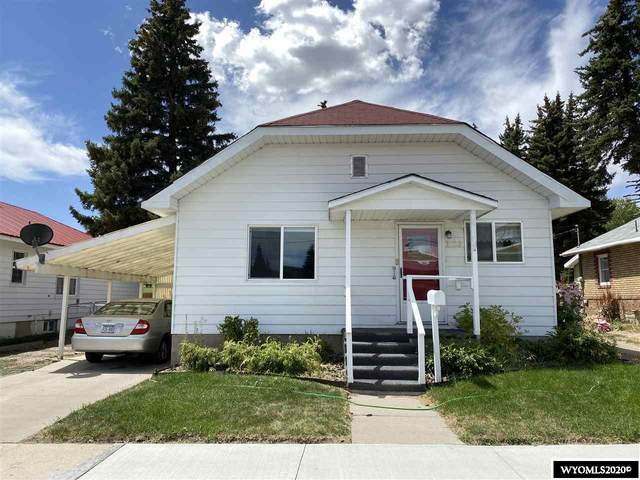 1029 Beech Ave, Kemmerer, WY 83101 (MLS #20204640) :: RE/MAX Horizon Realty