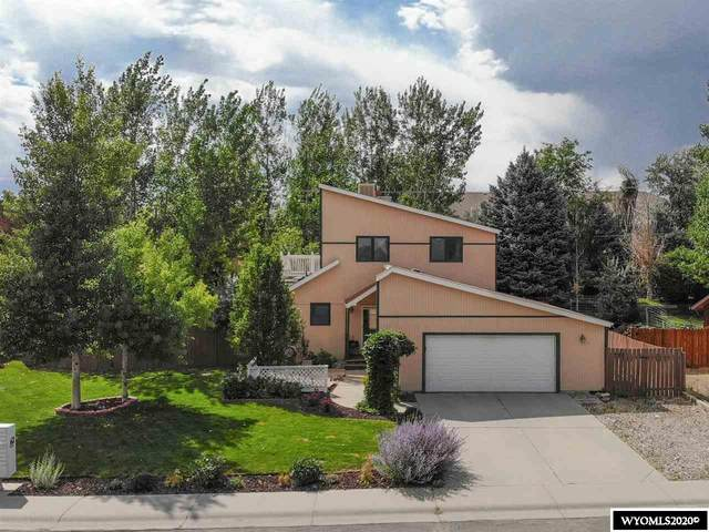 1710 Cornwall, Casper, WY 82609 (MLS #20204663) :: Lisa Burridge & Associates Real Estate