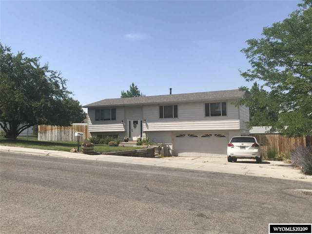 2025 Oklahoma Drive, Green River, WY 82935 (MLS #20204670) :: Real Estate Leaders