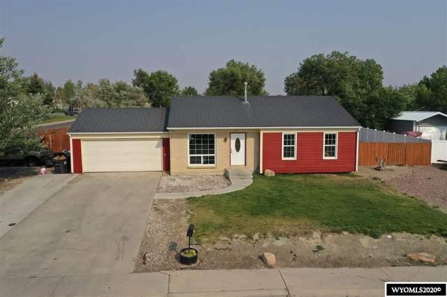 1025 Quincy Drive, Rock Springs, WY 82901 (MLS #20204745) :: Lisa Burridge & Associates Real Estate