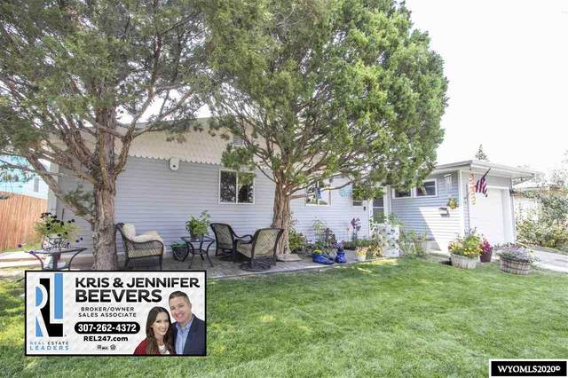 2148 S Mckinley, Casper, WY 82601 (MLS #20204768) :: Lisa Burridge & Associates Real Estate