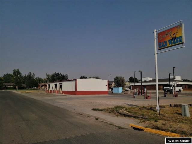 1704 E Richards Street, Douglas, WY 82633 (MLS #20204791) :: RE/MAX Horizon Realty