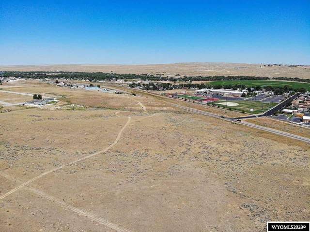 TBD Hwy 20-26-87, Glenrock, WY 82637 (MLS #20204792) :: RE/MAX The Group