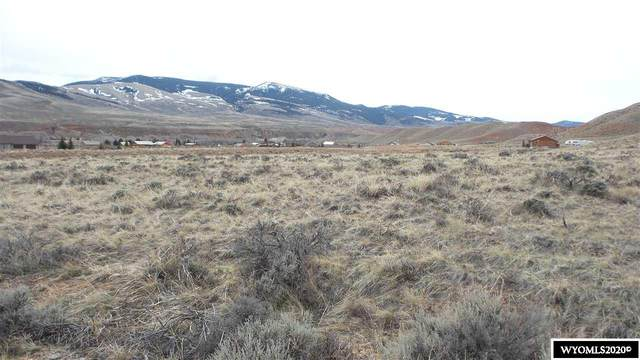 Lot 48 Painted Hills Drive, Dubois, WY 82513 (MLS #20204809) :: RE/MAX Horizon Realty