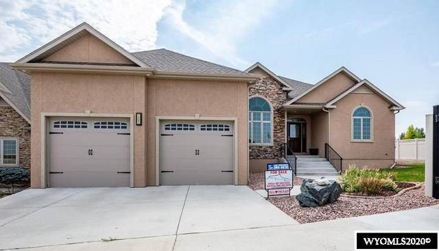 1301 Sand Pointe Way, Rock Springs, WY 82901 (MLS #20204810) :: Real Estate Leaders