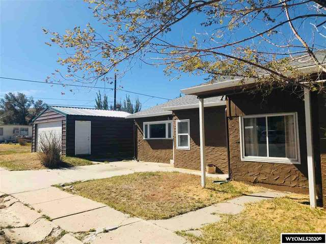 204 W Hugus Street, Rawlins, WY 82301 (MLS #20204815) :: RE/MAX The Group