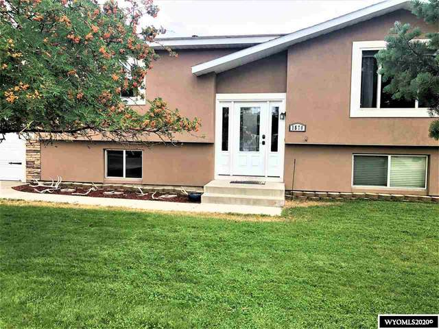 1570 S Riverbend, Green River, WY 82935 (MLS #20204825) :: RE/MAX Horizon Realty