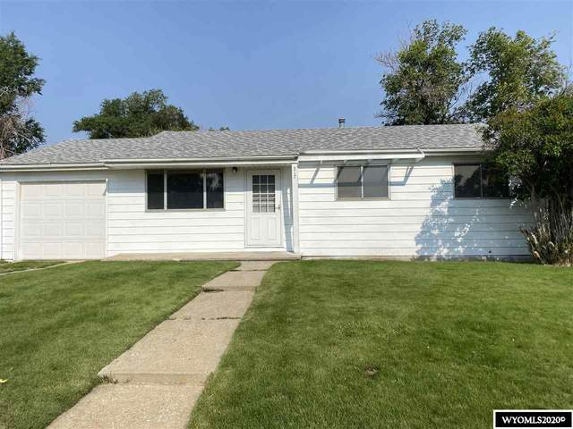 217 E Hugus, Rawlins, WY 82301 (MLS #20204835) :: RE/MAX Horizon Realty