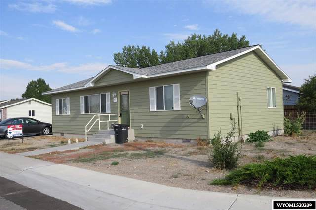 904 Cliff, Riverton, WY 82501 (MLS #20204836) :: RE/MAX The Group