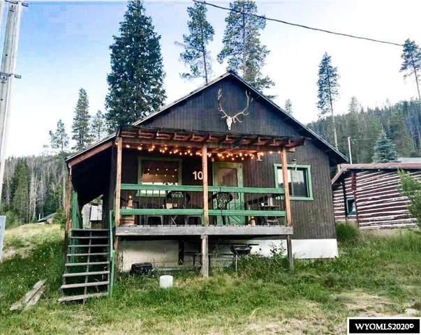10 Elk Bugle Lane, Ryan Park, WY 82331 (MLS #20204872) :: Real Estate Leaders