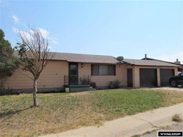 1027 Jade Drive, Hanna, WY 82327 (MLS #20204874) :: Lisa Burridge & Associates Real Estate