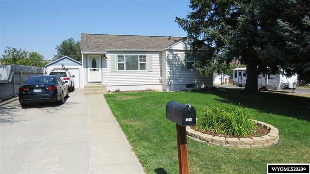 1204 Amoretti St, Thermopolis, WY 82443 (MLS #20204889) :: Lisa Burridge & Associates Real Estate