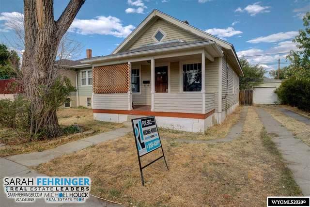 947 N Beech Street, Casper, WY 82601 (MLS #20204890) :: Lisa Burridge & Associates Real Estate