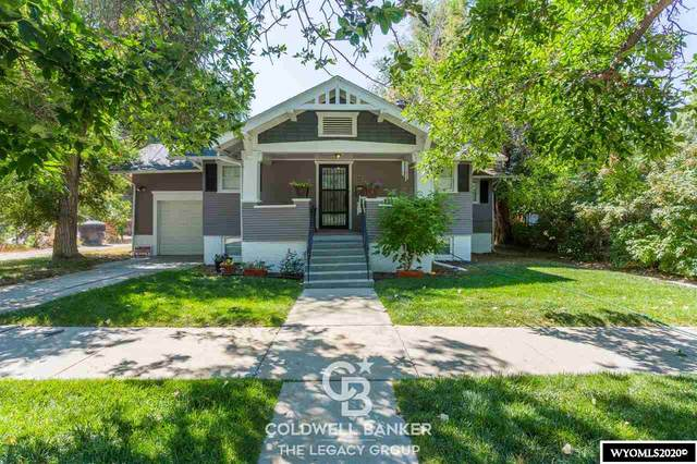 617 Kirk Avenue, Casper, WY 82601 (MLS #20204921) :: Lisa Burridge & Associates Real Estate