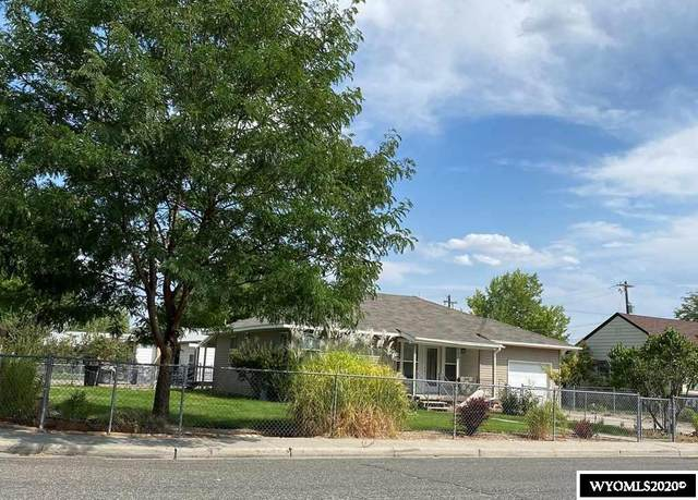 321 N 2nd St E, Riverton, WY 82501 (MLS #20204936) :: RE/MAX The Group