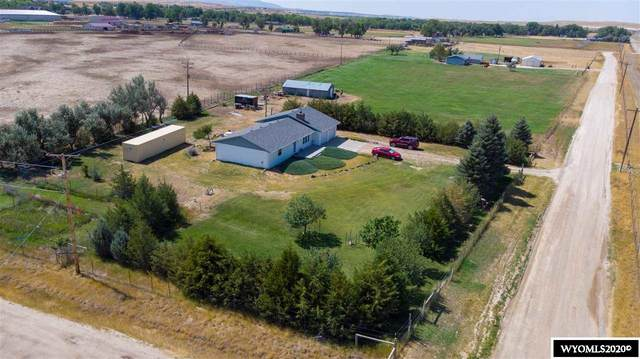 11361 E Henrie Roadway, Evansville, WY 82636 (MLS #20204960) :: RE/MAX The Group