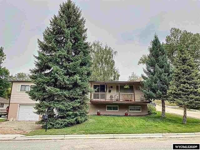 101 N Bozeman Avenue, Buffalo, WY 82834 (MLS #20204964) :: Lisa Burridge & Associates Real Estate
