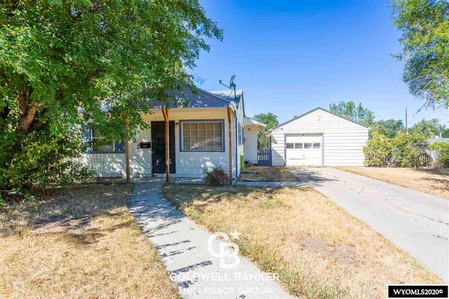 1822 S Jackson, Casper, WY 82609 (MLS #20204976) :: RE/MAX The Group