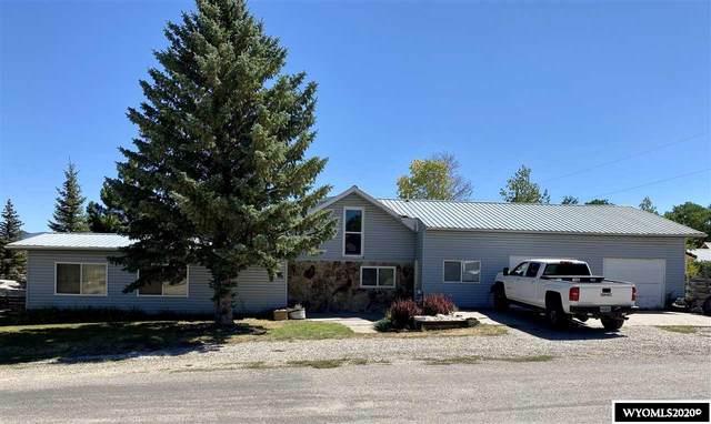 315 N 8th Street, Saratoga, WY 82331 (MLS #20204985) :: Lisa Burridge & Associates Real Estate