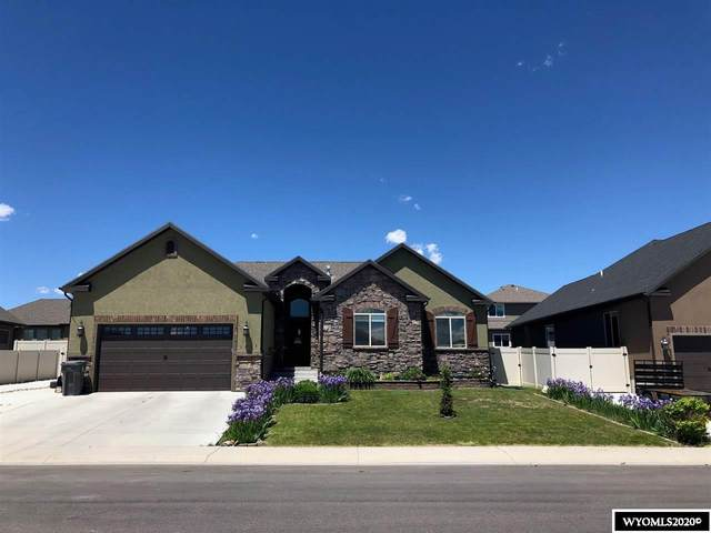 3325 Brickyard Avenue, Rock Springs, WY 82901 (MLS #20204998) :: RE/MAX The Group