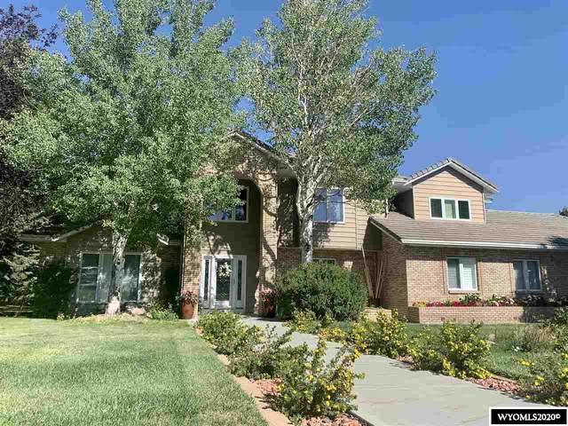 5800 S Cedar Street, Casper, WY 82601 (MLS #20205003) :: RE/MAX The Group