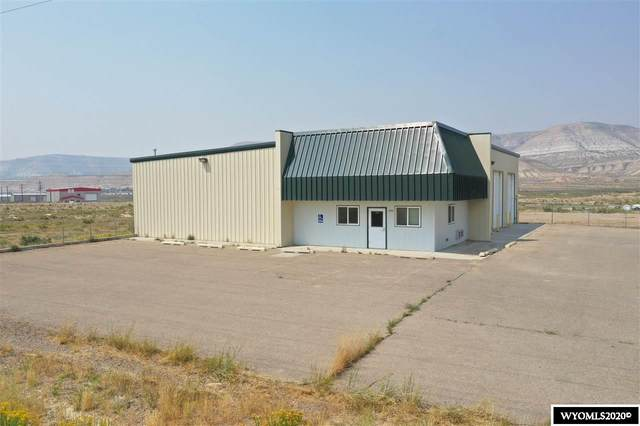 390 Blairtown Road, Rock Springs, WY 82901 (MLS #20205015) :: RE/MAX The Group