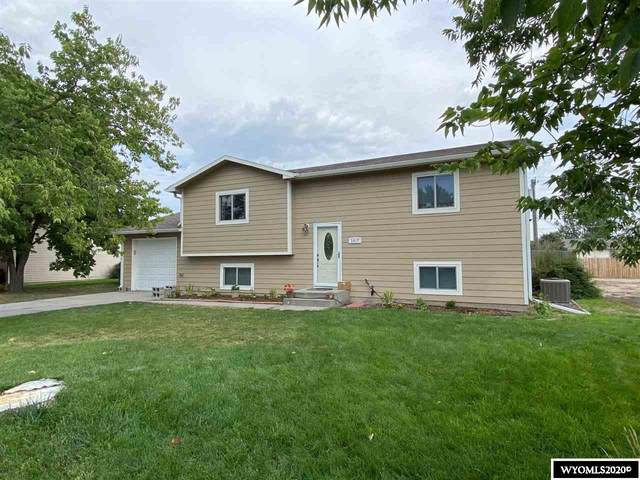 1817 East I Street, Torrington, WY 82240 (MLS #20205027) :: RE/MAX Horizon Realty