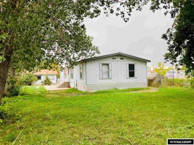 184 County Road, Evanston, WY 82930 (MLS #20205045) :: Lisa Burridge & Associates Real Estate