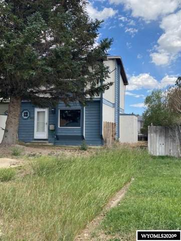 1915 Edinburgh, Rawlins, WY 82301 (MLS #20205067) :: Lisa Burridge & Associates Real Estate