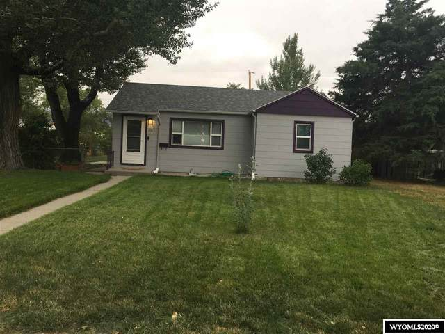 1003 W 21st, Casper, WY 82604 (MLS #20205091) :: Lisa Burridge & Associates Real Estate