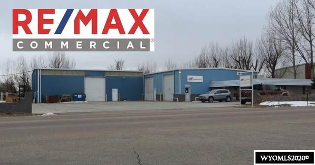 7421 6 WN Road, Casper, WY 82604 (MLS #20205150) :: Lisa Burridge & Associates Real Estate