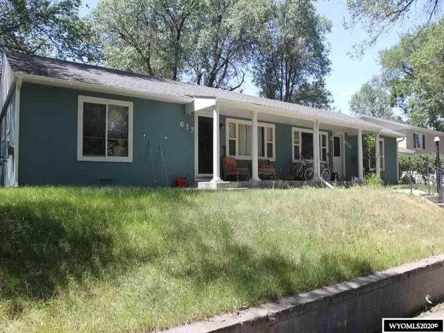 613 & 617 S 4th Street, Glenrock, WY 82637 (MLS #20205164) :: RE/MAX The Group