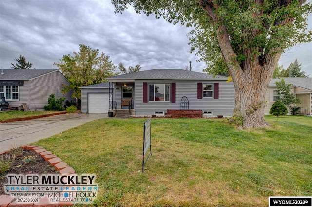 1532 Westridge Place, Casper, WY 82604 (MLS #20205192) :: RE/MAX The Group