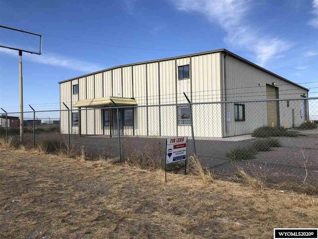 2510 Airport Road, Riverton, WY 82501 (MLS #20205201) :: RE/MAX The Group